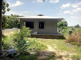 Pre-Fab Farmhouse: modern Houses by Urban Shaastra