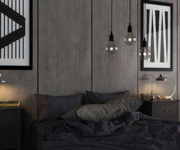غرفة نوم تنفيذ Boraevgar