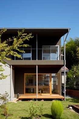 Patios by toki Architect design office