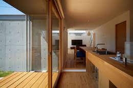 modern Kitchen by toki Architect design office