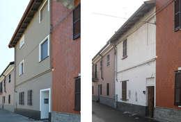 de estilo  por Studio di Architettura Ortu Pillola e Associati