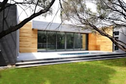 House: scandinavian Houses by Nieuwoudt Architects
