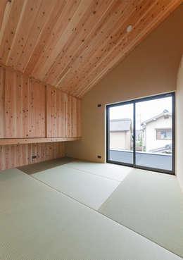 中村建築研究室 エヌラボ(n-lab)의  침실