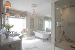 Bathroom: classic Bathroom by Janine Stone Design