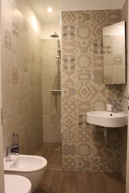 studio ferlazzo natoliが手掛けた浴室