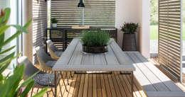 Patios & Decks by Bau-Fritz GmbH & Co. KG