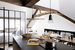 industrial Kitchen by Design for Love