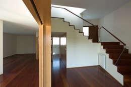 Corridor & hallway by ABPROJECTOS