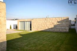 Casas de estilo minimalista por PFS-arquitectura