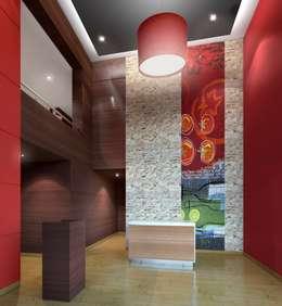 modern Living room by ARKILINEA