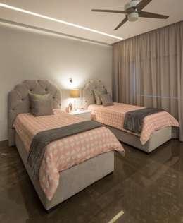 minimalistic Bedroom by URBN