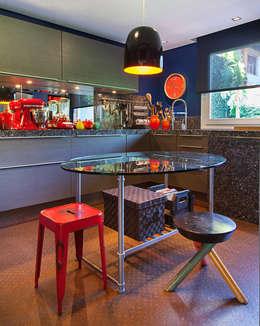 modern Kitchen by Stemmer Rodrigues