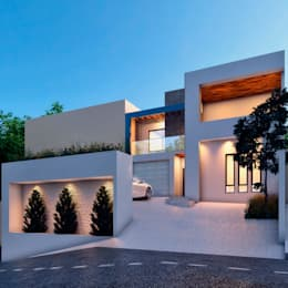 de estilo  por Laboratorio Mexicano de Arquitectura