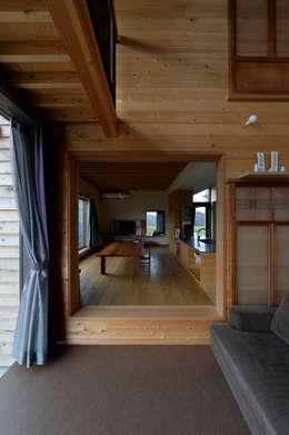 Столовые комнаты в . Автор – 丸山晴之建築事務所