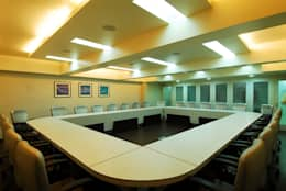 Other Interior projects: modern Study/office by Aum Architects