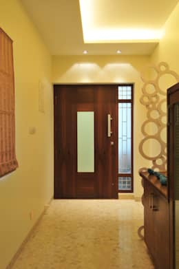 Other Interior projects:  Corridor & hallway by Aum Architects