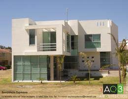 بالکنی by AQ3 Arquitectos