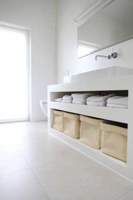 moderne Badkamer door Schiller Architektur BDA