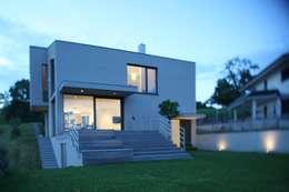 Maisons de style de style Moderne par Schiller Architektur BDA