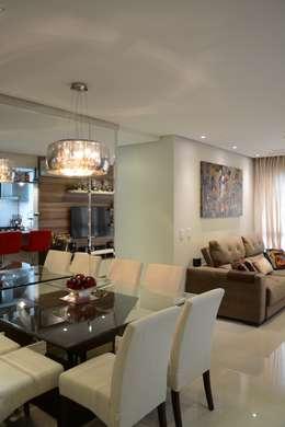 modern Dining room by Expace - espaços e experiências