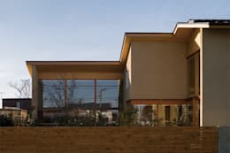 岩曽町・北庭の家: 中山大輔建築設計事務所/Nakayama Architectsが手掛けた家です。