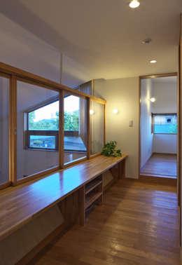 Рабочие кабинеты в . Автор – かんばら設計室