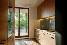 eclectic Kitchen by Perfect Space