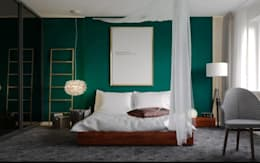 modern Bedroom by enem.studio