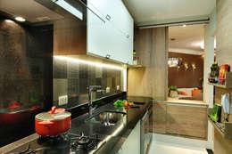 Cocinas de estilo moderno por Vanessa De Mani