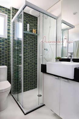 Baños de estilo moderno por Vanessa De Mani