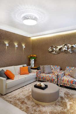 modern Living room by Vanessa De Mani
