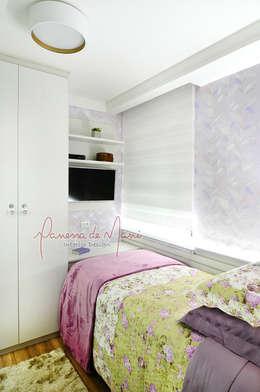 modern Bedroom by Vanessa De Mani