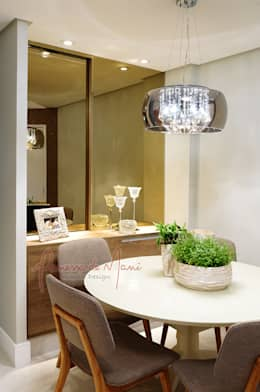 modern Dining room by Vanessa De Mani