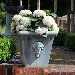Projekty,  Ogród zaprojektowane przez A Place In The Garden Ltd.