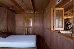 rustic Bedroom by ALTS DESIGN OFFICE