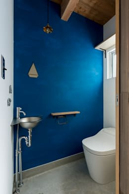 Projekty,  Łazienka zaprojektowane przez ALTS DESIGN OFFICE