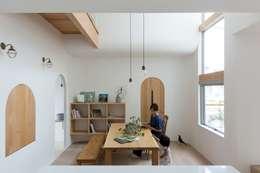 Столовые комнаты в . Автор – ALTS DESIGN OFFICE