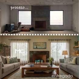 Sala:  de estilo  por MARIANGEL COGHLAN