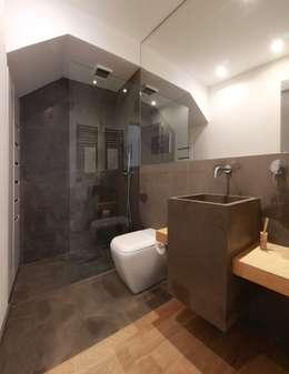 Ванные комнаты в . Автор – studioSAL_14
