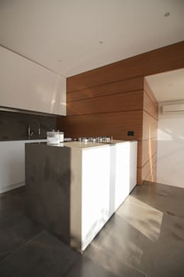 Cocinas de estilo minimalista de studioSAL_14