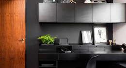 Dormitorios de estilo  por Ateliê 7 arquitetura e design integrados