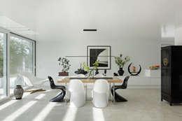 Столовые комнаты в . Автор – LABOR WELTENBAU ARCHITEKTUR