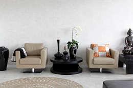 modern Living room by LABOR WELTENBAU ARCHITEKTUR