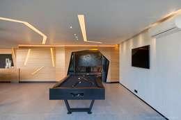 Dormitorios infantiles de estilo moderno por Nico Van Der Meulen Architects