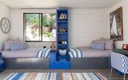 Chambre de style de style Moderne par Nico Van Der Meulen Architects