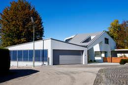 moderne Huizen door WSM ARCHITEKTEN