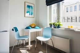 Projekty,   zaprojektowane przez L'Essenziale Home Designs