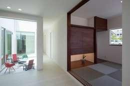 和室: LITTLE NEST WORKSが手掛けた多目的室です。