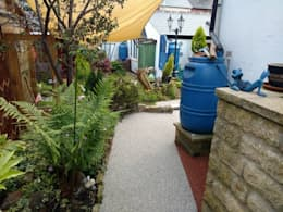 modern Garden by Permeable Paving Solutions UK