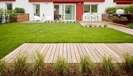 Pavimento in cortile 7 idee da copiare - Pavimentazione giardino senza cemento ...